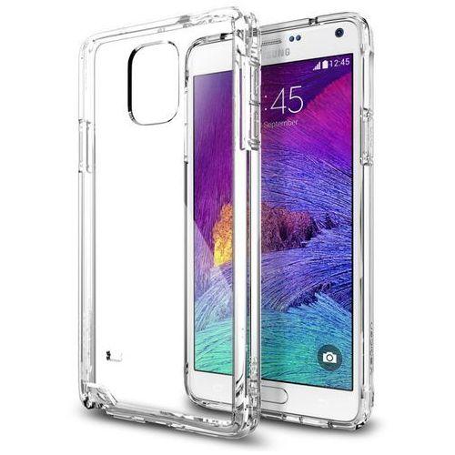 Etui SPIGEN SGP11268 do Galaxy Note 4 Przezroczysty (8809404215957)