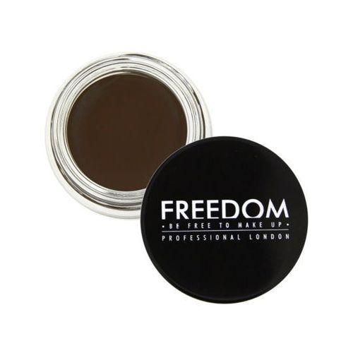 Freedom pro brow pomade ash brown - pomada do brwi - freedom (5029066066978)