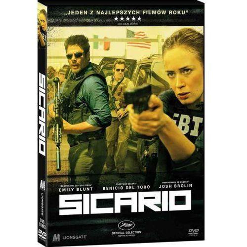 Sicario (booklet DVD)