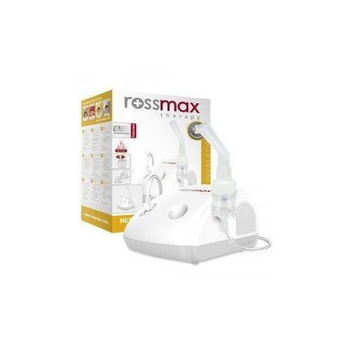 Rossmax Inhalator ne 100 - dwie maski. do pracy ciągłej.