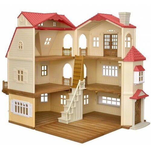 Sylvanian families zestaw podarunkowy - duża rezydencja z czerwonym dachem (5054131053867)