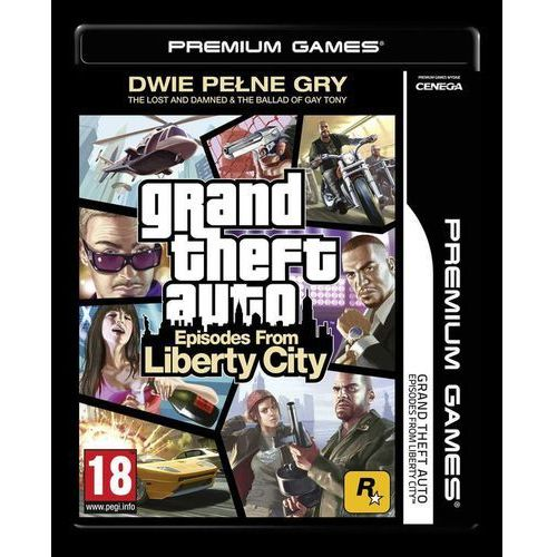 OKAZJA - GTA Episodes from Liberty City (PC)