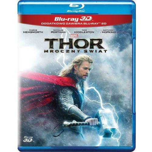 Alan taylor Thor: mroczny świat 3d (2blu-ray)