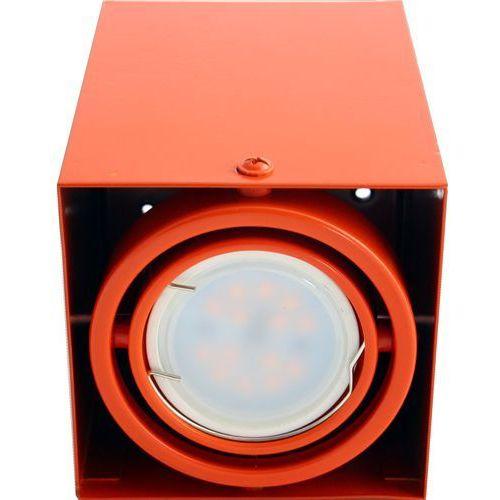 Milagro Plafon oprawa natynkowa lampa sufitowa downlight blocco 1x7w led biały 476 (5907377244769)