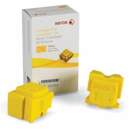 Xerox oryginalny ink 108r00938, yellow, 4400s, xerox colorqube 8570, 2szt