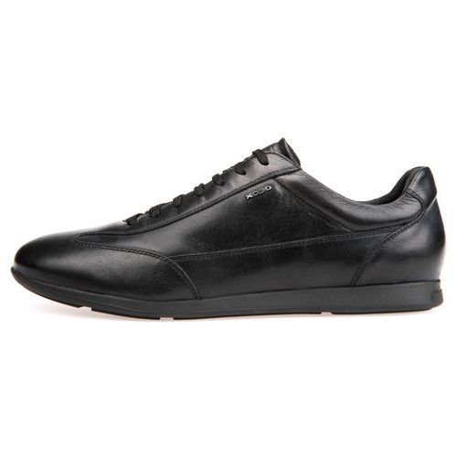 Geox CLEMET Tenisówki i Trampki black, kolor czarny