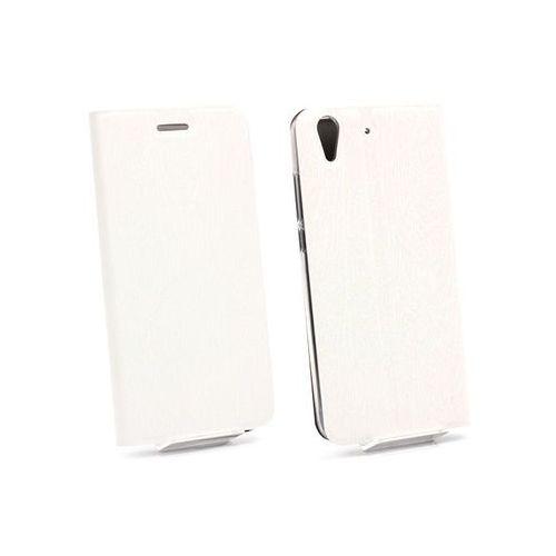 Huawei Y6 II - etui na telefon Flex Book - biały