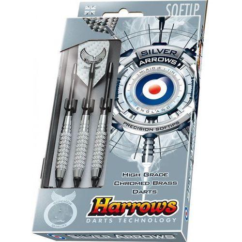 HARROWS rzutka dart SILVER ARROW softip 16g (5017626006861)