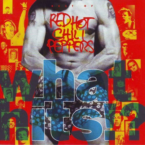 RED HOT CHILI PEPPERS - WHAT HITS ?! (CD) (0077779476220)