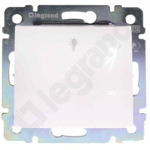 Valena przycisk jednobiegunowy biały 774412 marki Legrand