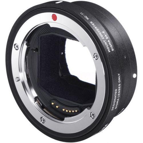 Sigma MC-11 konwerter do aparatów z mocowaniem Sony E (NEX) / Canon EF/EF-S