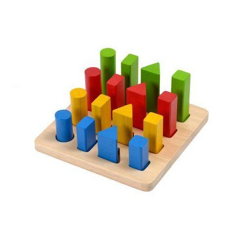 Plan toys Plansza do sortowania (8854740051257)