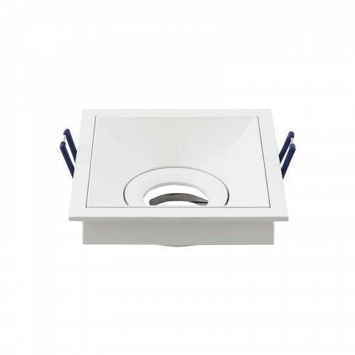 Oxyled Crosti viedo biały szer. 10,6cm. gu10 home&decor oczko sufitowe 459192 (5902701459192)