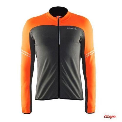Kurtka rowerowa Craft Velo Thermal Jersey 1904441 2576 męska