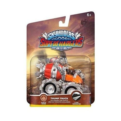 Figurka Skylanders SuperChargers - Thump Truck (5030917172663)