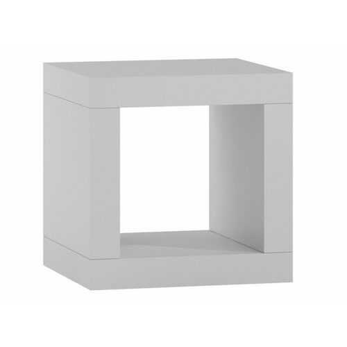 Regał komorowy torasu 1x1 biały marki Tes