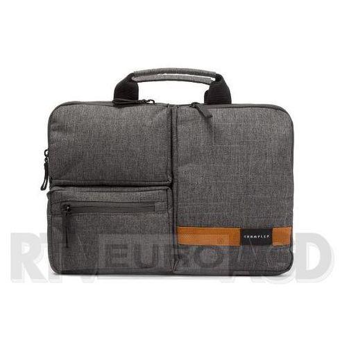 """shuttle delight briefcase 13"""" (szary) - produkt w magazynie - szybka wysyłka! marki Crumpler"""