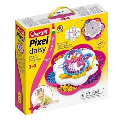 Mozaika Pixel Daisy Kurka 240 elementów, 1_603031