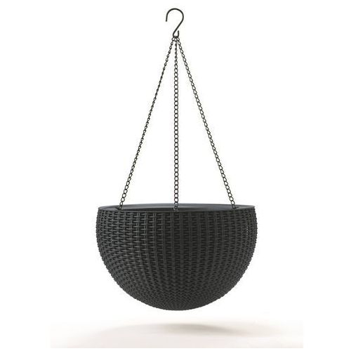 Doniczka wisząca sphere marki Keter