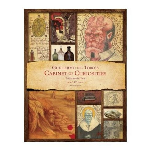 Guillermo Del Toro - Cabinet of Curiosities, Titan Books Ltd