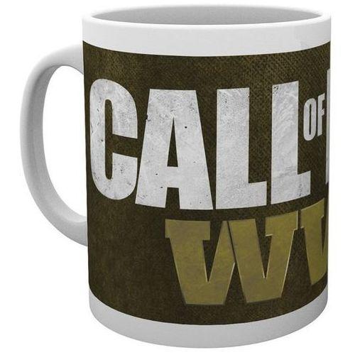 Kubek Call of Duty: WWII Logo (MG2410) + Zamów z DOSTAWĄ JUTRO! (5028486387632)