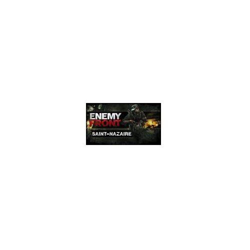 OKAZJA - Enemy Front Raid on St. Nazaire (PS3)