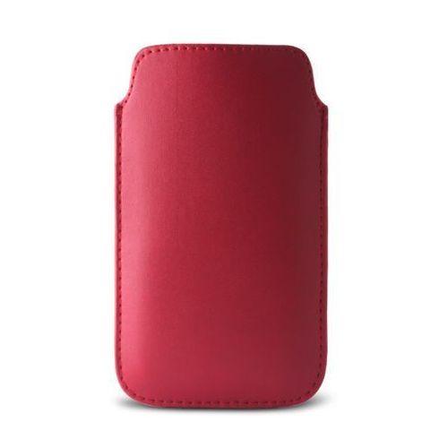 GreenGo Pokrowiec Slim Up Simply 5,5 (Galaxy Note 2) czerwony - T0013568 Darmowy odbiór w 20 miastach!, T0013568