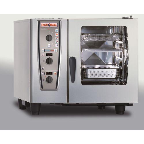 Rational Piec konwekcyjno-parowy elektryczny 6xgn1/1 combimaster plus