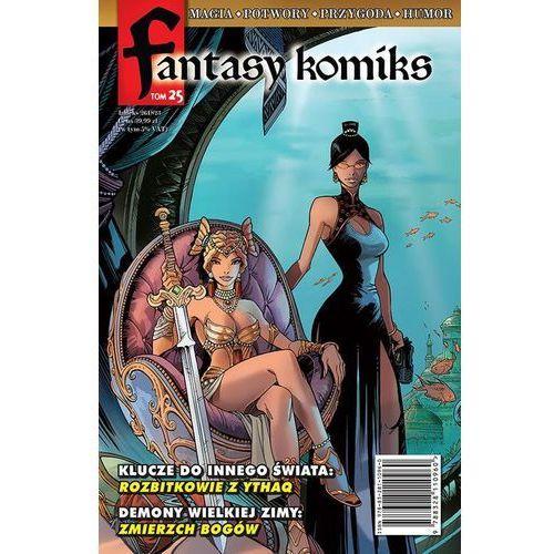 Fantasy Komiks Tom 25 - Wysyłka od 3,99 - porównuj ceny z wysyłką (2015)