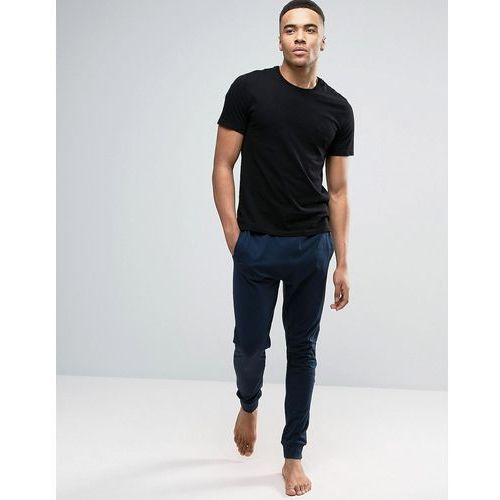 Original penguin  lounge bottoms in navy - navy