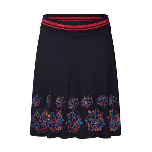 Desigual Spódnica 'LOUISE' mieszane kolory / czarny (8434486866881)