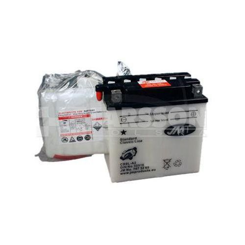 Jm technics Akumulator high power jmt yb9l-a2 (cb9l-a2) 1100099 mz/muz sx 125, kawasaki el 250