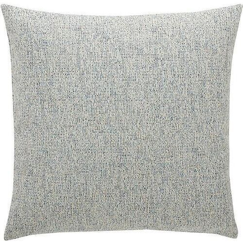 Poduszka dekoracyjna hübsch melanż niebieska (5712772103487)