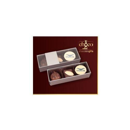 Czekoladki Czekoladki na reklamę 1 x 3 (czekolada, bombonierka)