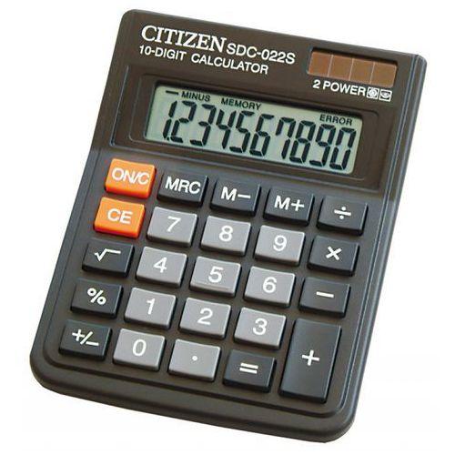 Citizen Kalkulator biurowy SDC-022S, 458534