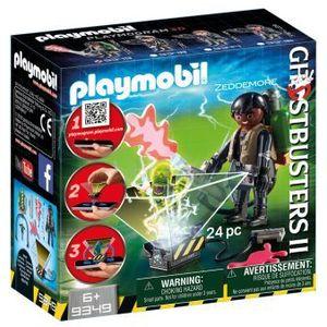 Playmobil GHOSTBUSTERS Pogromca duchów winston zeddemore 9349
