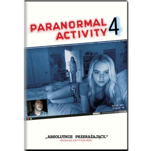 Paranormal activity 4 od producenta Paramount