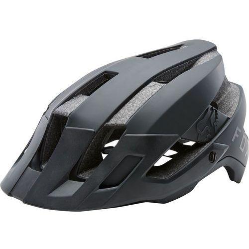 Fox flux kask rowerowy mężczyźni czarny l/xl | 59-63cm 2018 kaski rowerowe (0884065861901)