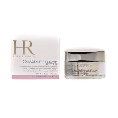 collagenist re-plump anti-wrinkle care spf15 krem do twarzy na dzień 50 ml dla kobiet marki Helena rubinstein