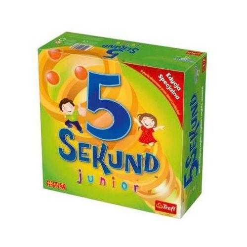 Gra 5 Sekund Junior 2.0 Edycja specjalna +DARMOWA DOSTAWA przy płatności KUP Z TWISTO