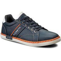 Sneakersy - mp07-16373-02 granatowy marki Gino lanetti