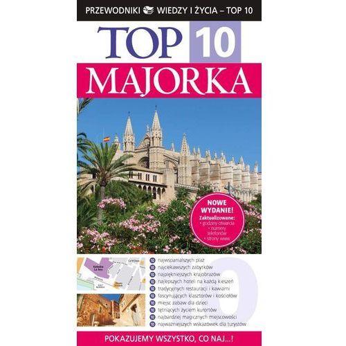 HACHETTE - Top 10. Majorka. Przewodnik