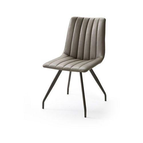 ALI IV krzesło ekoskóra kpl.