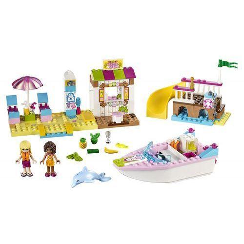 LEGO Juniors, Wakacje na plaży, 10747 - BEZPŁATNY ODBIÓR: WROCŁAW!