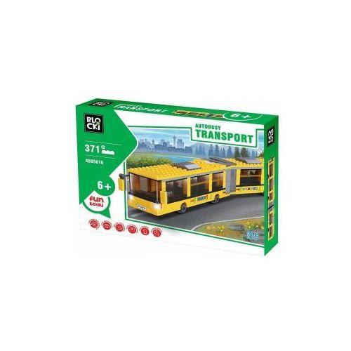 Klocki Blocki Transport. Autobusy 371 Elementów