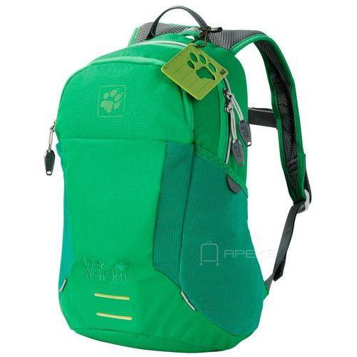 Jack Wolfskin Kids Moab Jam plecak turystyczny dziecięcy 36,5 cm / zielony - Forest Green, kolor zielony