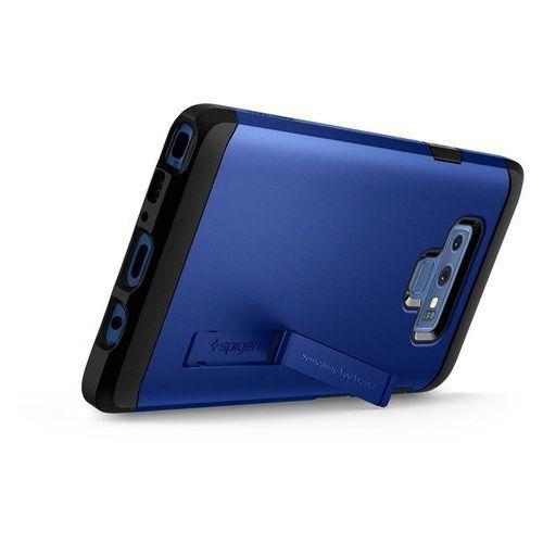 Etui Spigen Tough Armor Samsung Galaxy Note 9 Ocean Blue - Niebieski, kolor niebieski