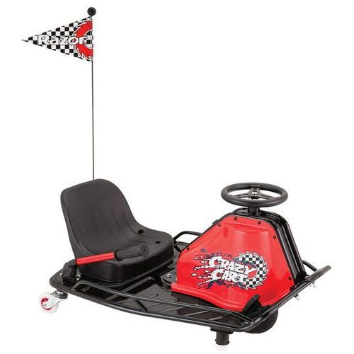 Gokart Razor Crazy Cart (0845423014254)