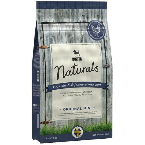 Bozita Naturals Original Mini - 9 kg