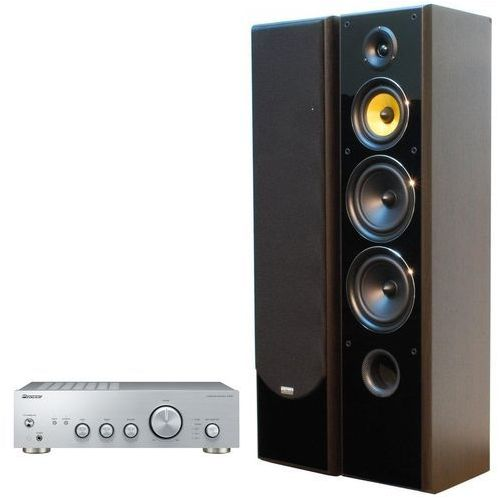 Zestaw stereo a40aes + taga tav-606f wenge marki Pioneer
